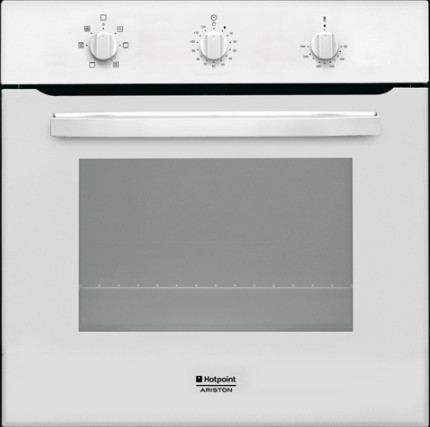 белая духовка Hotpoint Ariston